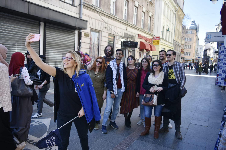sarajevo walking tour, sarajevo, bosnia, walking tour, balkan