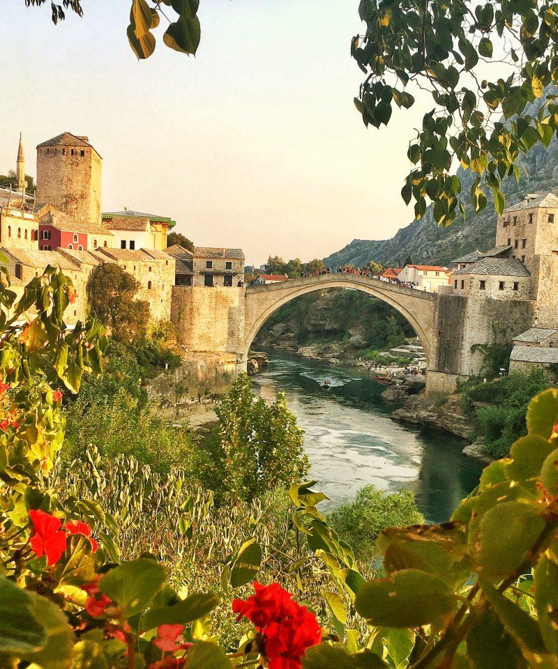 mostar herzegovina tour tours sarajevo bosnia balkan trip