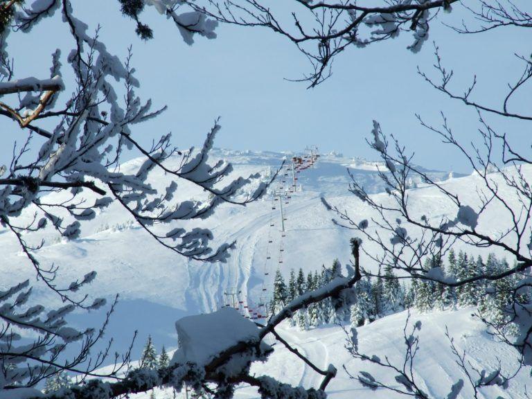 Jahorina Olympic Mountain