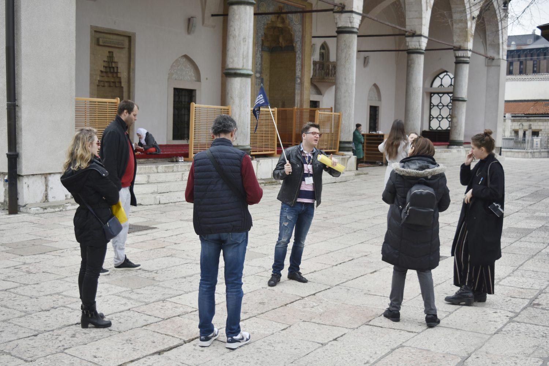 Gazi Husrev Bey's Mosque - Walking Tour in Sarajevo