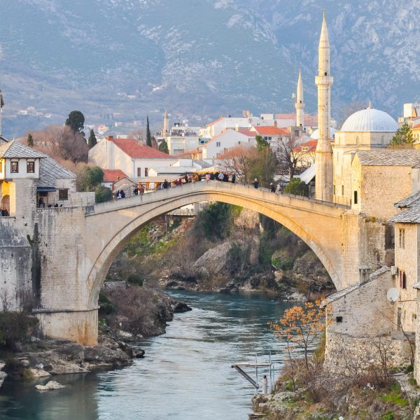UNESCO Old Bridge of Mostar