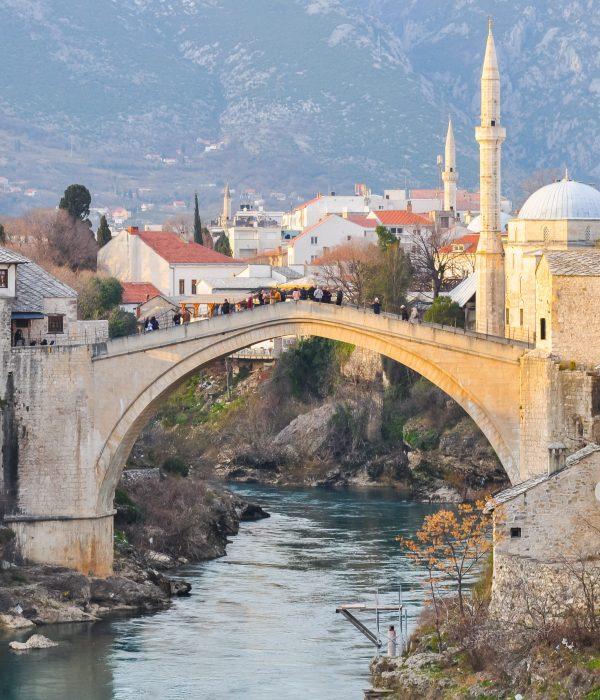 UNESCO Old Bridge of Mostar