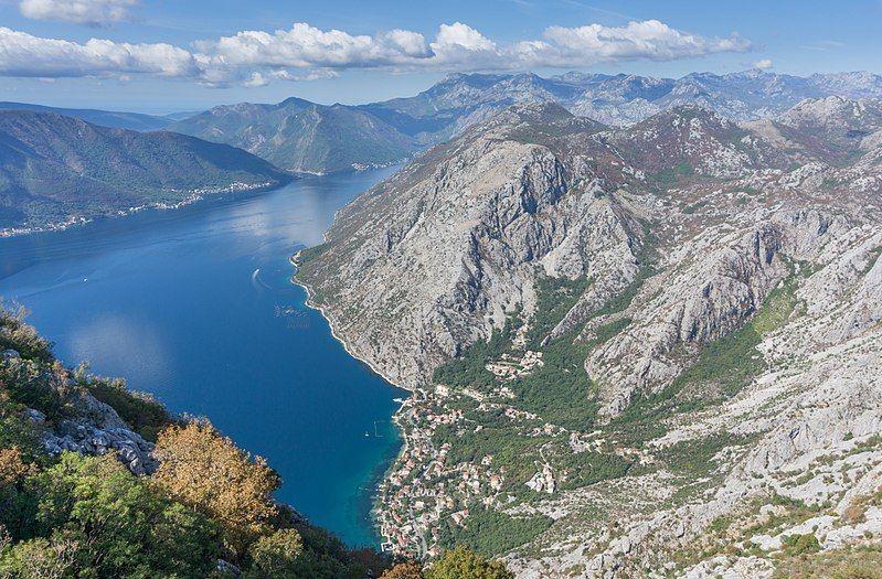 Kotor, Kotor Bay, Montenegro