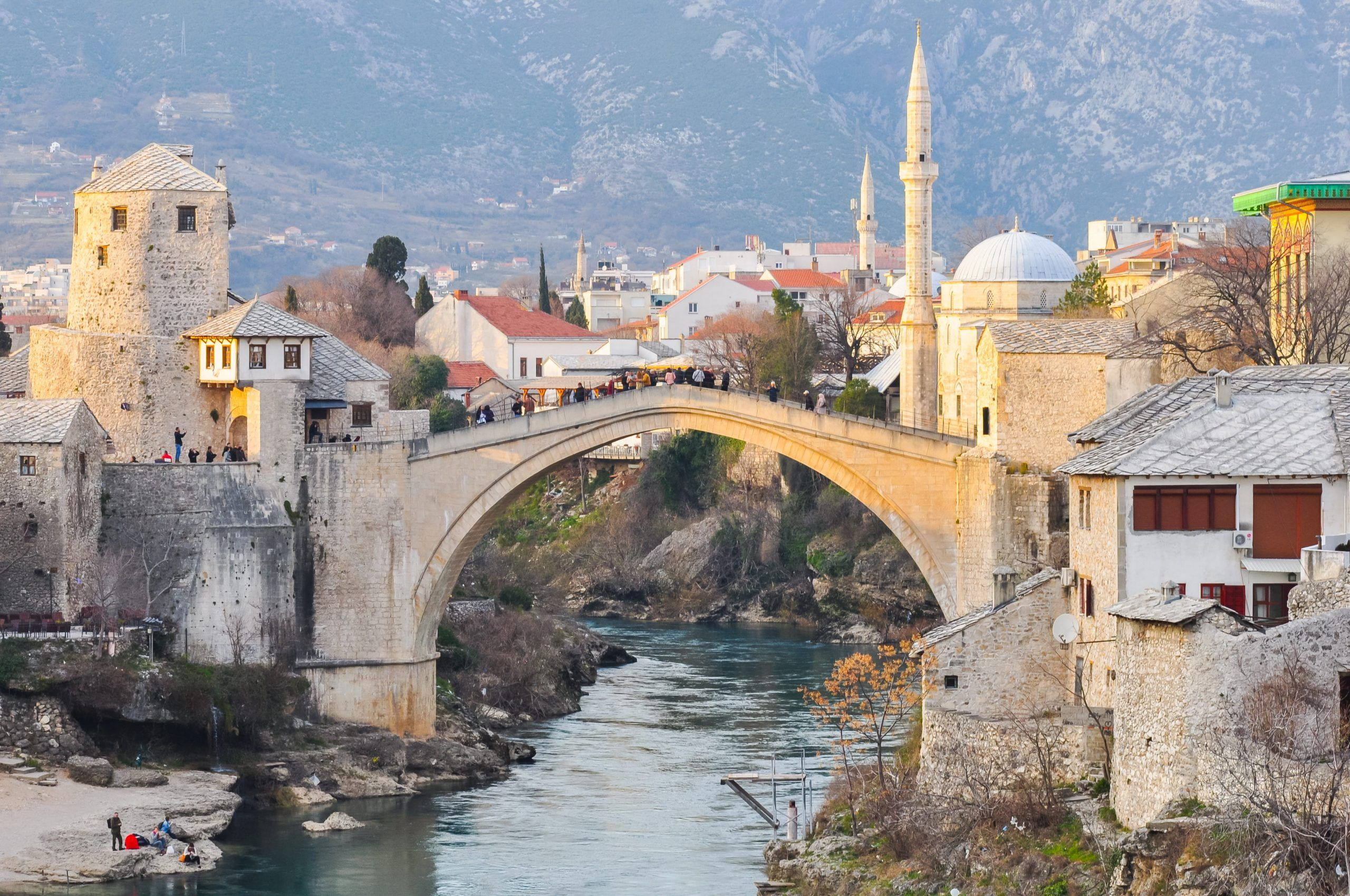 Mostat Old Bridge - Mostat tour