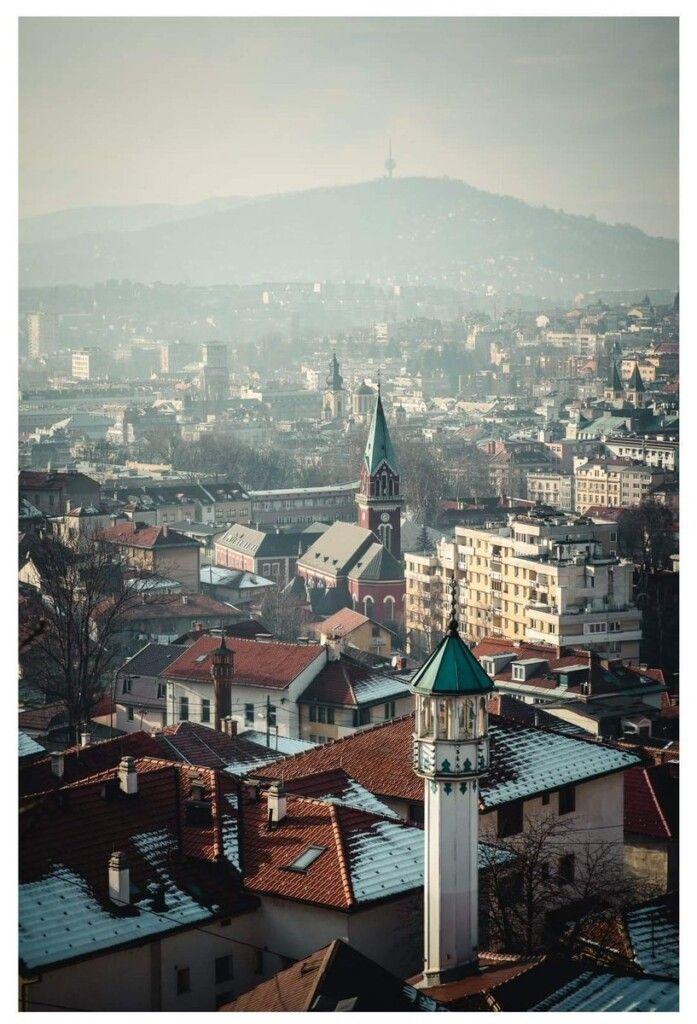 Sarajevo - a city where the cultures meet