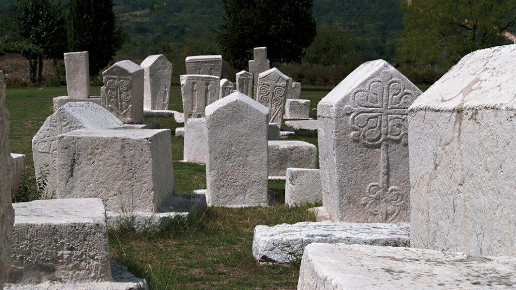 Stećci - Bosnian Medieval Tumbstones